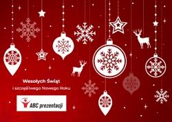 Wesołych Świąt i Pomyślności w Nowym Roku !