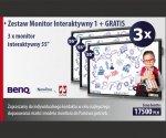 Zestaw Monitor Interaktywny 1 + GRATIS