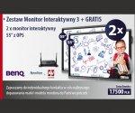 Zestaw Monitor Interaktywny 3 + GRATIS