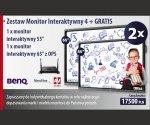 Zestaw Monitor Interaktywny 4 + GRATIS