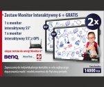 Zestaw Monitor Interaktywny 6 + GRATIS