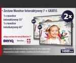 Zestaw Monitor Interaktywny 7 + GRATIS