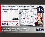 Zestaw Monitor Interaktywny 8 + GRATIS