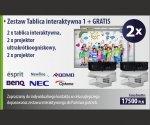 Zestaw Tablica interaktywna 1 + GRATIS