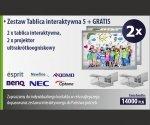 Zestaw Tablica interaktywna 5 + GRATIS