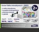 Zestaw Tablica interaktywna 6 + GRATIS
