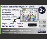 Zestaw Tablica interaktywna 7 + GRATIS