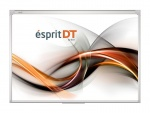 Zestaw interaktywny Esprit Dual Touch 80 z projektorem ultra krótkoogniskowym Epson EB-670