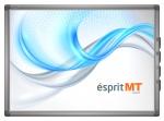 Zestaw interaktywny Esprit Multi Touch 80 z projektorem ultra krótkoogniskowym NEC UM301X