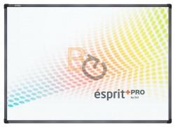 Zestaw interaktywny Esprit PRO wall - tablica interaktywna Esprit plus PRO 80