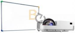Zestaw interaktywny - Tablica DualBoard 1279 + projektor NEC M333XS + uchwyt ścienny