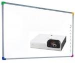 Zestaw interaktywny - Tablica interaktywna Interwrite DualBoard 1279 + projektor NEC M333XS + warianty