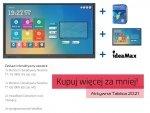 Zestaw interaktywny: monitor interaktywny Newline TruTouch TT-7519RS+ 4K 75