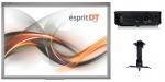 Zestaw interaktywny - tablica interaktywna Esprit Dual Touch 80