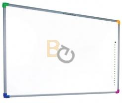 Zestaw interaktywny - tablica interaktywna Interwrite DualBoard 1279 + projektor Benq MX819ST + uchwyt ścienny