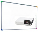 Zestaw interaktywny - tablica interaktywna Interwrite DualBoard 1279 + projektor SONY VPL-SX226 + warianty PROMOCJA!