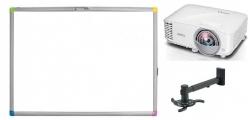 Zestaw interaktywny - tablica interaktywna Interwrite Touch Board PLUS 1088 + projektor Sony VPL-SW225 + warianty PROMOCJA!
