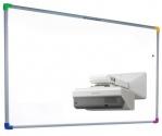 Zestaw interaktywny - tablica interaktywna Interwrite TouchBoard PLUS 1078 (4:3) + projektor Sony VPL-SX631 + uchwyt ścienny