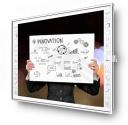 Zestaw interaktywny - tablica interaktywna Newline TruBoard R3-800 (4:3) + projektor BenQ MX808ST + warianty