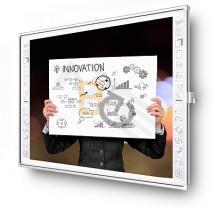 Zestaw interaktywny - tablica interaktywna Newline TruBoard R3-800 + projektor BenQ MX808ST + warianty