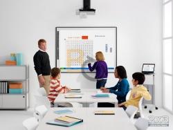 Zestaw - tablica interaktywna Polyvision Eno 2610 + Stolik pod projektor 2x3 Solo + Projektor Vivitek D791ST