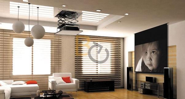 Winda Do Projektora Viz Art Slim Lift 12 1640 Wys 164cm