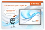 Tablica interaktywna Esprit Multi Touch