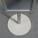 Potrójna tablica informacyjna 2x3 na nodze