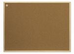 Tablica korkowa 2x3 w ramie drewnianej EcoBoards 120x80cm