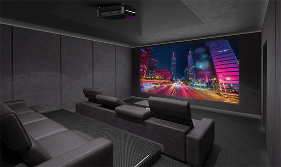Optoma Kino Domowe. Projektory kina domowego firmy Optoma. UHD40 ,UHD51, UHD65