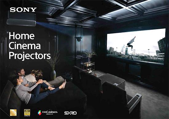 Kino domowe 4K SONY VW270ES, VW570ES