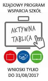 Aktywna Tablica - Rządowy program dla szkół podstawowych