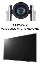 Zestawy wideokonferencyjne. Wideokonferencja.